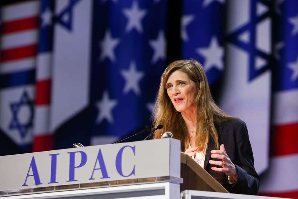 Former US Ambassador to UN Samantha Power tweeted that the entire Trump administration should focus on antisemitism.