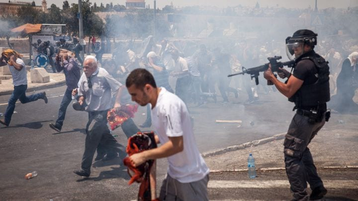 Media selectively report on Jerusalem unrest; the clock keeps ticking…