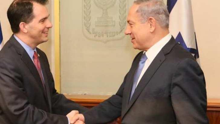 Image result for anti israel wisconsin legislation
