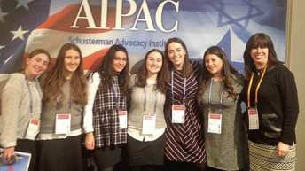 AIPAC is grooming high school students