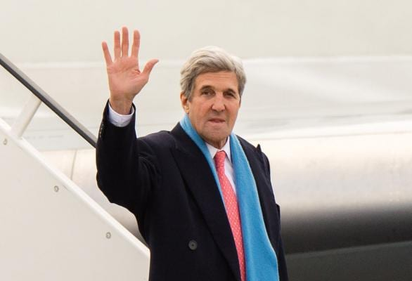As secy of state, Kerry blamed Israel for lack of peace with Palestine