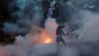 'Devastating': Israeli tear gas' effect on Palestinians
