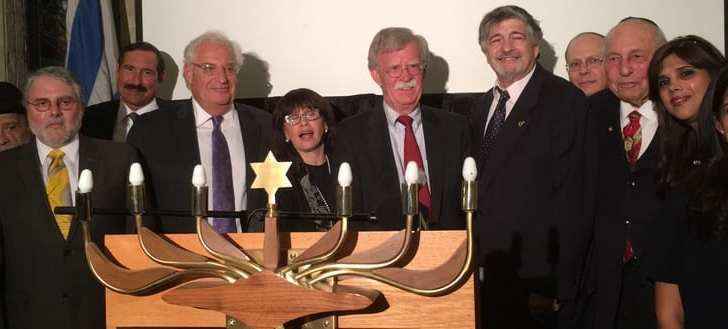 Image result for bolton israel friend
