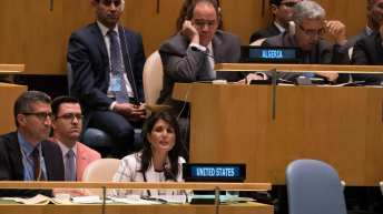 UN Condemns Israel's 'Excessive Use of Force' in Gaza, Rejects Amendment Denouncing Hamas