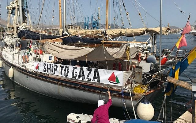 Israeli forces attack Freedom Flotilla near Gaza's shore