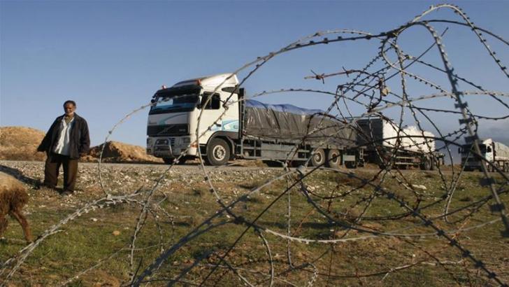 Hamas decries Israel's closure of vital Gaza commercial border