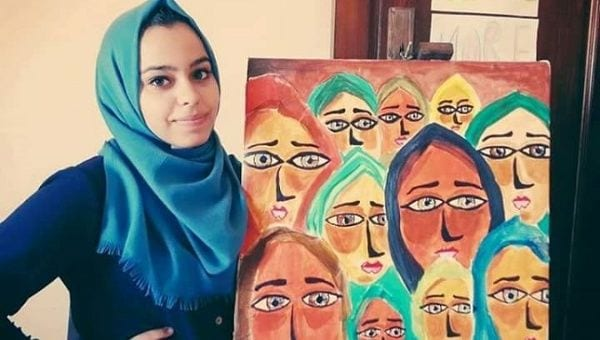 Palestinian Teen Artist Denied Visas to France, UK to Attend Exhibits of Her Own Work