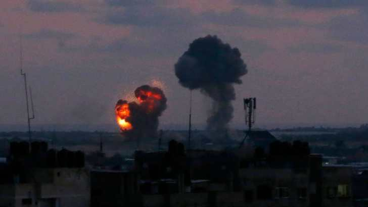 Israeli airstrike kills three children in Gaza