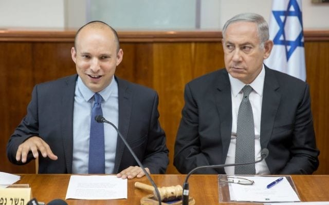 "Naftali Bennett: ""the state of Israel stopped winning"""