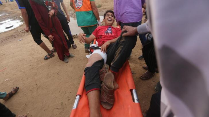 MSF: 1,000 Gazans shot by Israel at risk of fatal infection