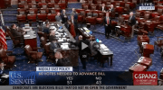 Senate Republicans fail third time to advance pro-Israel bill S.1