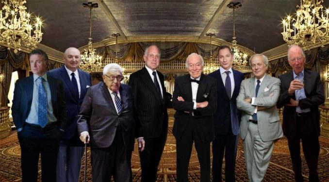 World Jewish Congress: Billionaires, Oligarchs, Global Influencers for Israel