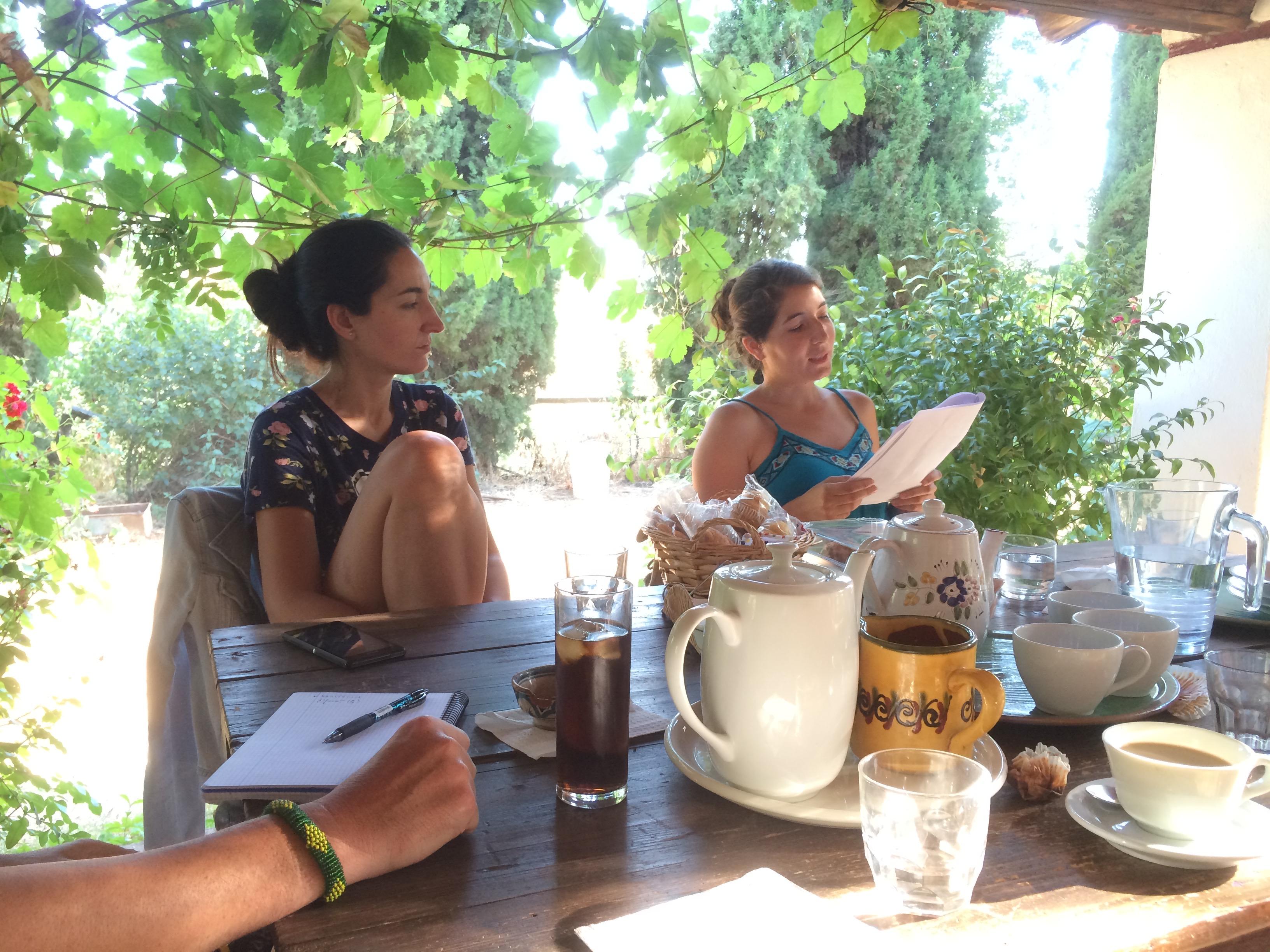 Retiro de escritura | Taller de Escritura Creativa de Israel Pintor10