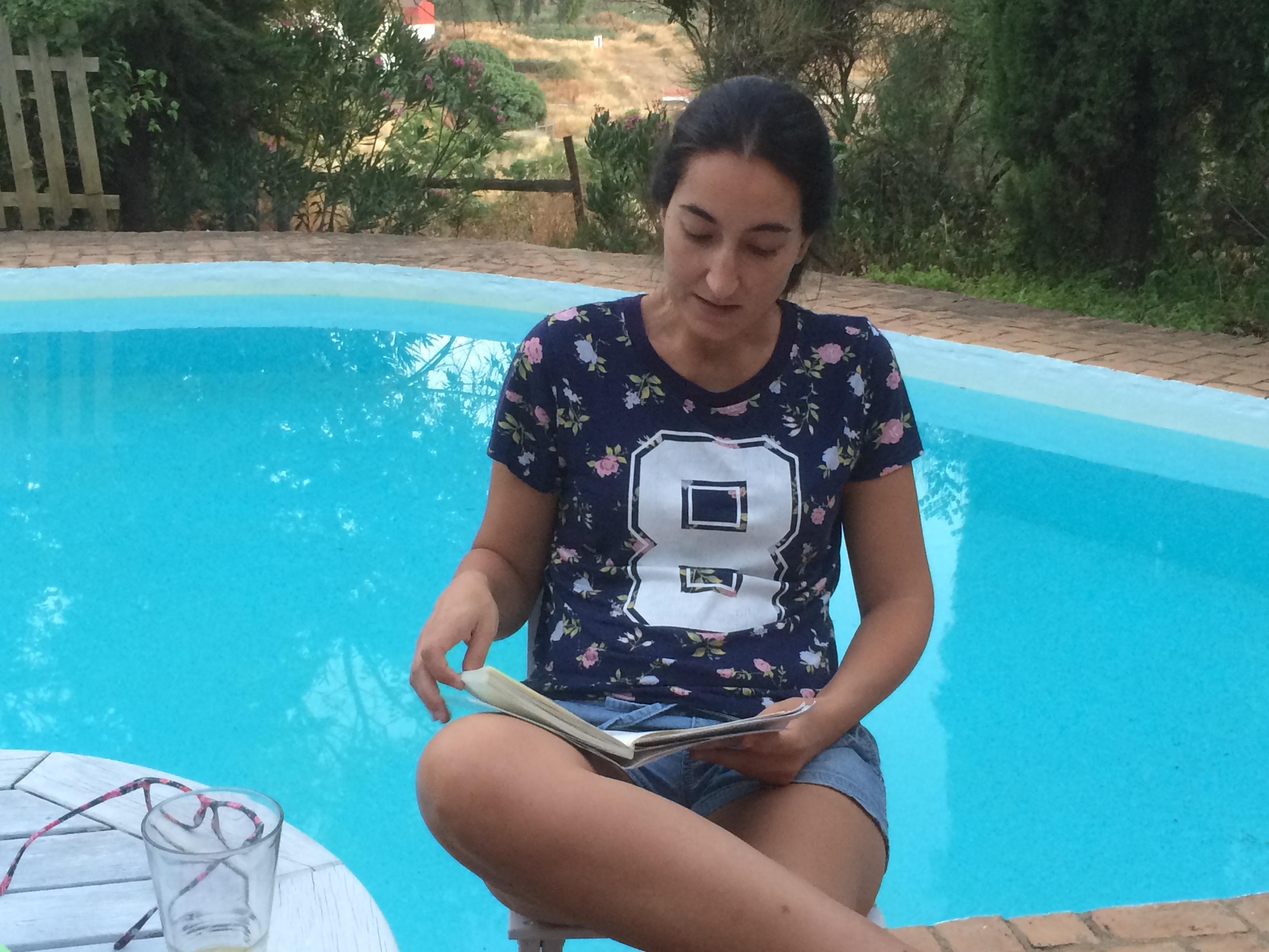 Retiro de escritura | Taller de Escritura Creativa de Israel Pintor13