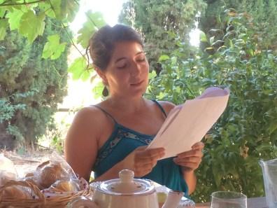 Retiro de escritura | Taller de Escritura Creativa de Israel Pintor8