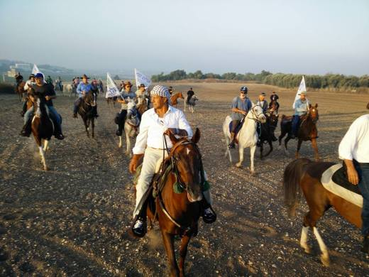 Amit Schwartz - Horseback Riding for Peace