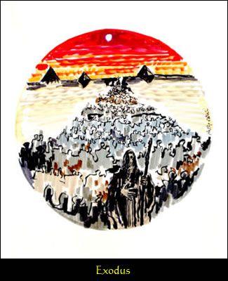 exodus by phillip ratner