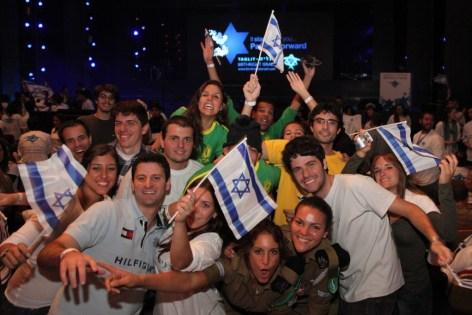 The optimistic Jew