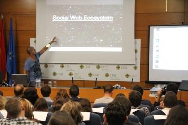 el ecosistema de la web social - isra garcia