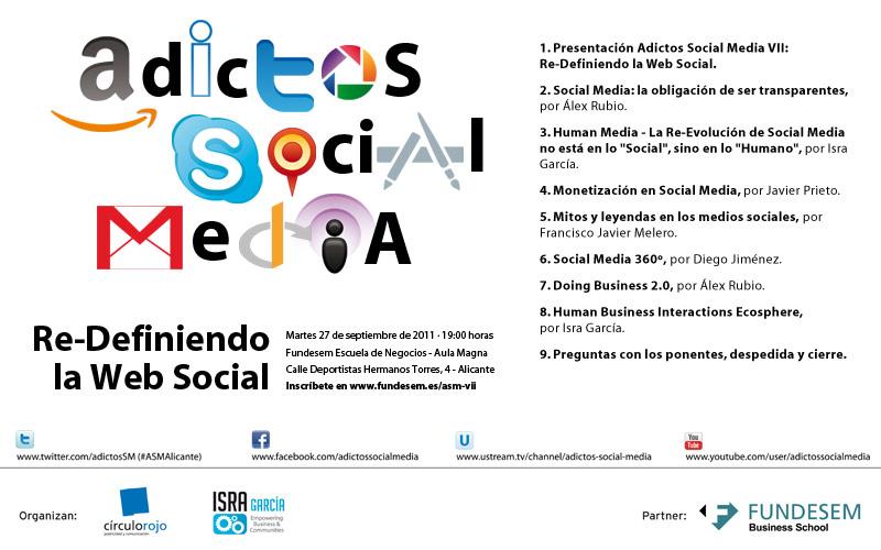 adictos social media septima edicion