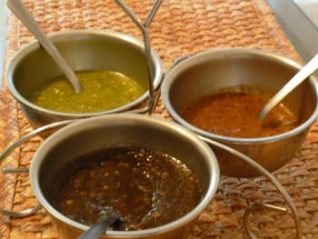 salsa secreta - isra garcía