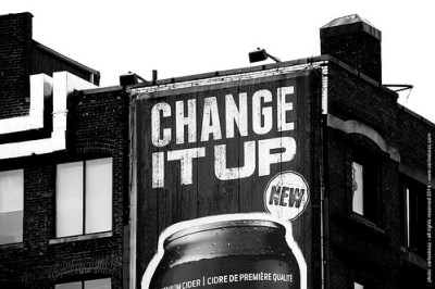 aporta cambio, no cinismo