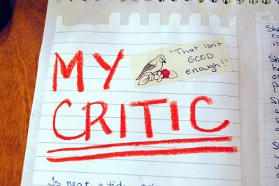 el critico interno