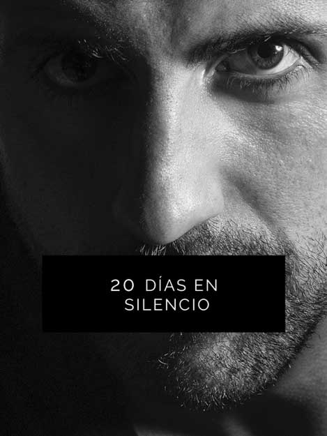 experimento 20 días en silencio ebook