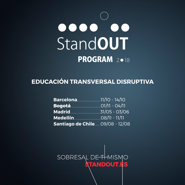 stand out program 2018
