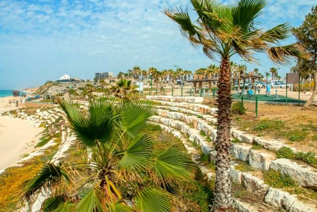 Пляж Ашкелон
