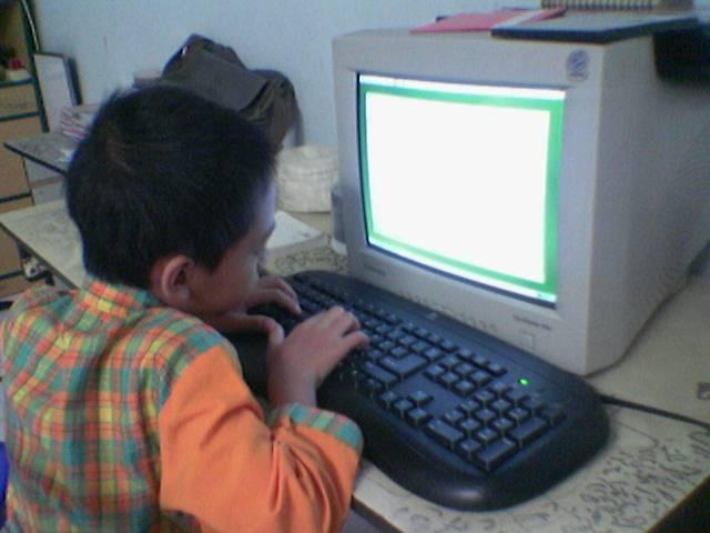 Belajar Komputer Sejak Dini