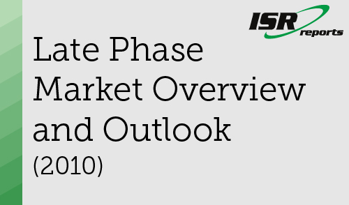 Preview image Late Phase Market Overview and Outlook (2010)