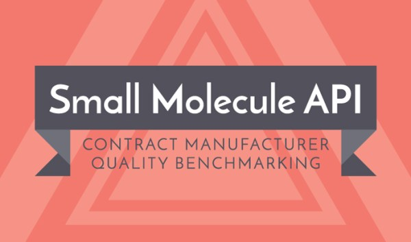 Preview image for Small Molecule API Contract Manufacturer Quality Benchmarking (2nd edition)