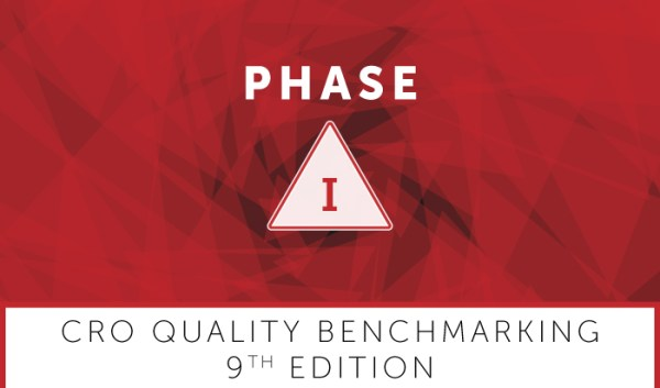 Preview image for CRO Quality Benchmarking – Phase I Service Providers (9th Edition)