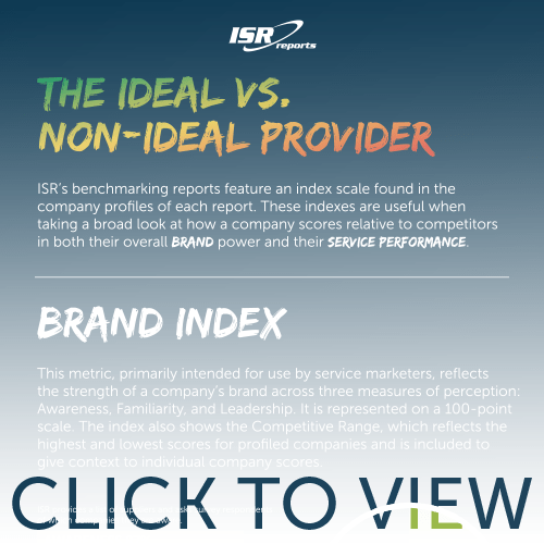 Ideal vs Non-Ideal Service Provider