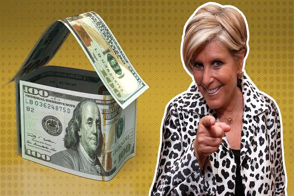 Suze Orman: First thing to do now if you want to buy a home soon