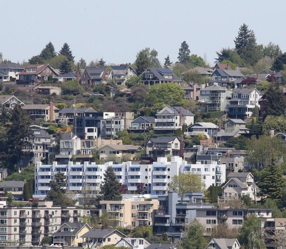 Market turnaround? King County home prices take biggest one-month jump ever