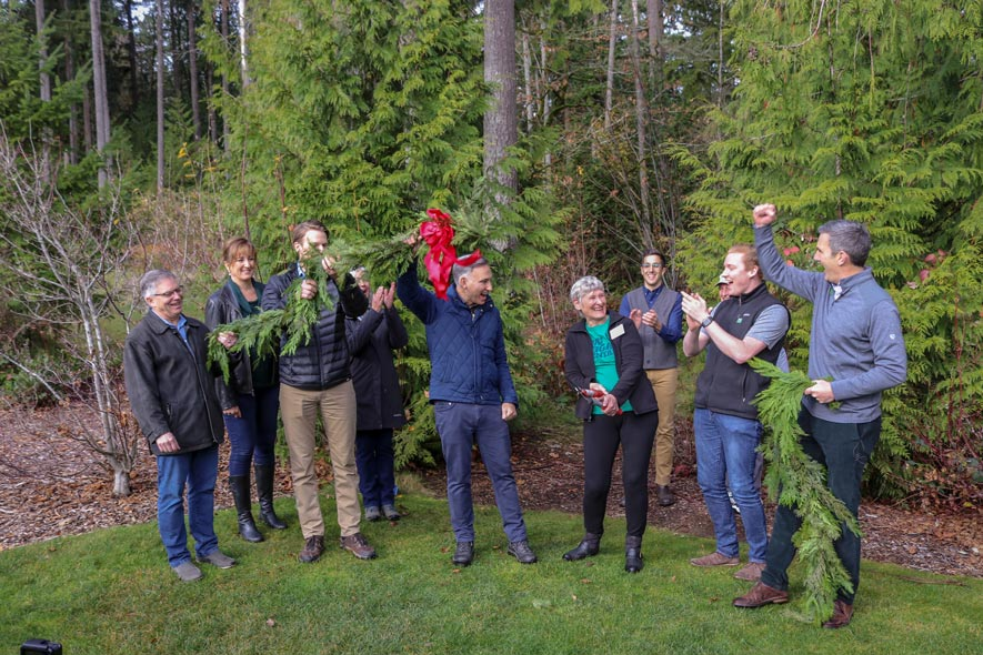 Protected forestland will serve as a new scenic gateway to Cougar Mountain Regional Wildland Park