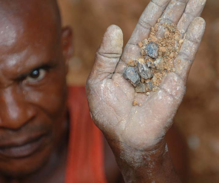 The problem with transnational corporations in the DRC's mining sector by Ben Radley