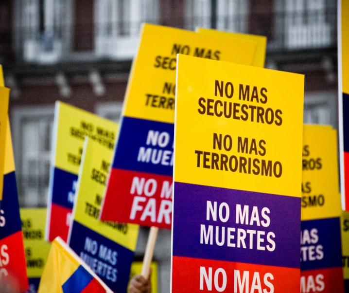Enacting transitional justice in Colombia and South Africa by Fabio Andres Diaz Pabon