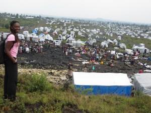 Mugunga III camos Goma