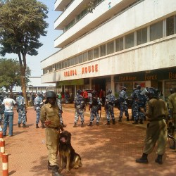 Reporting or turning a blind eye? Police integrity in Uganda by Wil Hout and Natascha Wagner