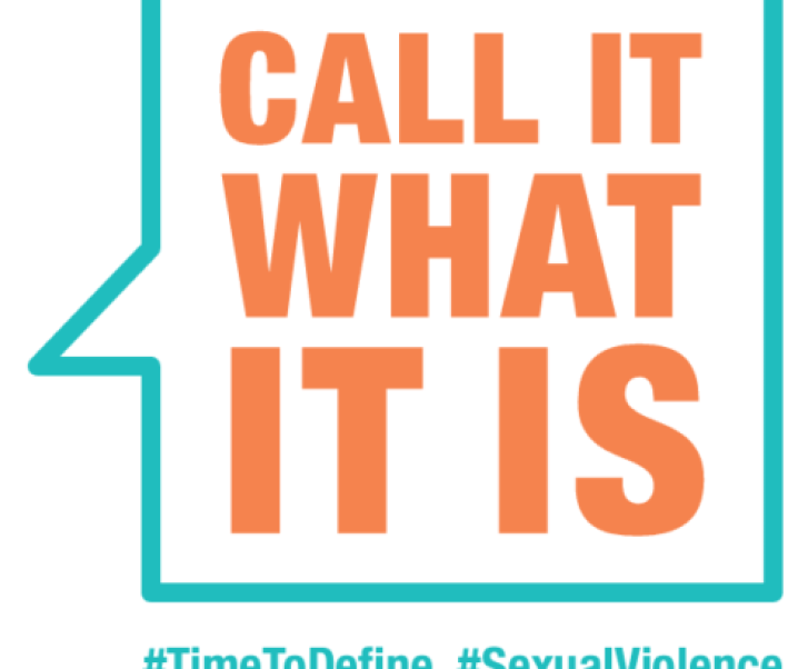 When should you 'Call It What It Is'? Enabling disclosure of sexual violence by Chris Dolan and Onen David