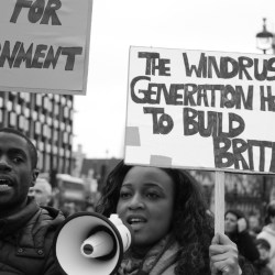 When outright racism triggers migrant precarity: Britain's Windrush Scandal and the need to move beyond arguments on legality by Anna Cáceres