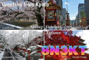 8N3KT JARL Kyoto Club