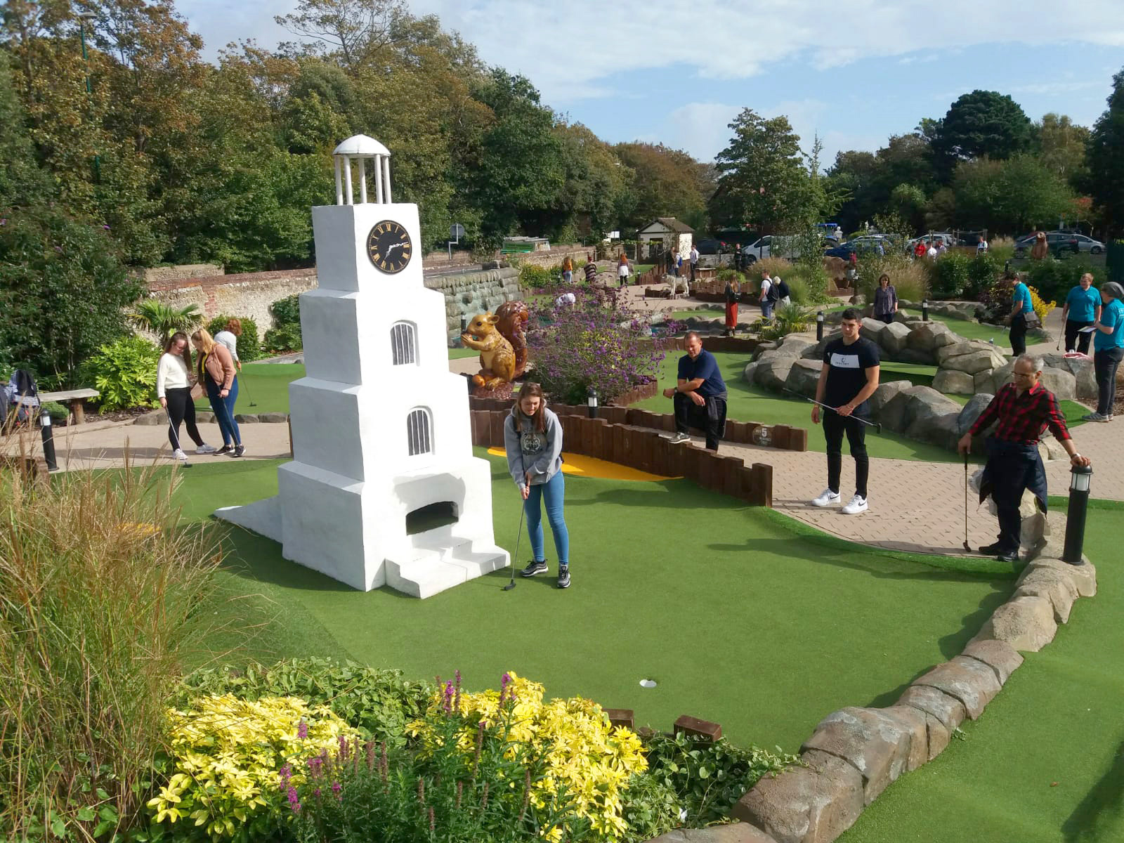 Adventure Golf Bognor Regis