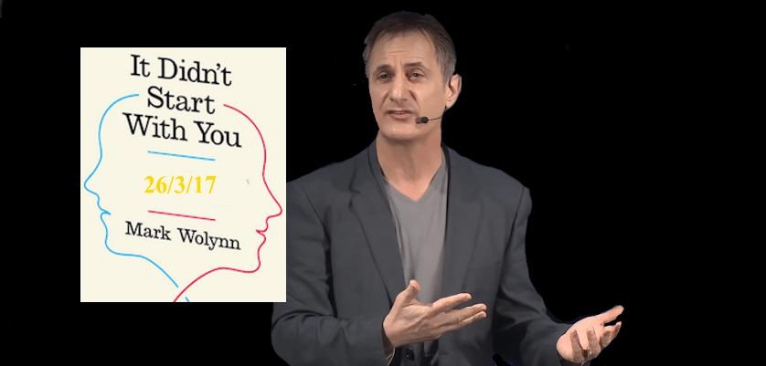 Overgeërfd Trauma: Mark Wolynn Webinar