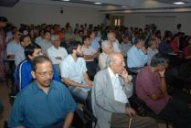 The audience at the K. Subrahmanyam Memorial Lecture