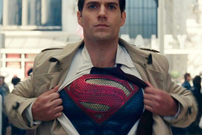 Henry Cavill Hangs Up Superman's Cape! • Issue Number One Studios