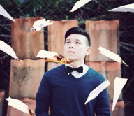 Bryan Lim for ISSUE HUNGER - Paper Plane Dream